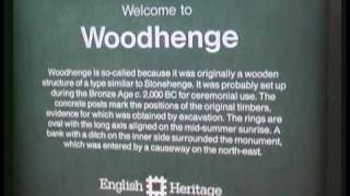 Cahokia Mounds Wood Henge Stone Henge