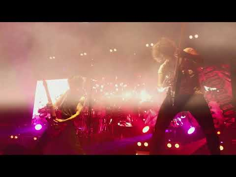 Asking Alexandria -  Not The American Average ( Live 2018 )