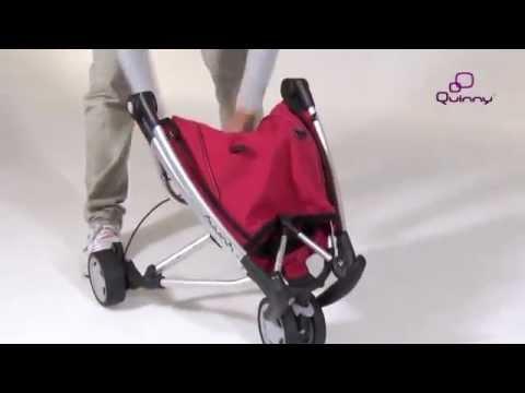 Детская коляска Quinny Zapp