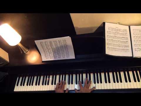 Kazem El Saher Ha Habibi ( by Yusif Pianist )