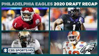 Philadelphia Eagles select some HEAD SCRATCHERS | 2020 NFL Draft | CBS Sports HQ