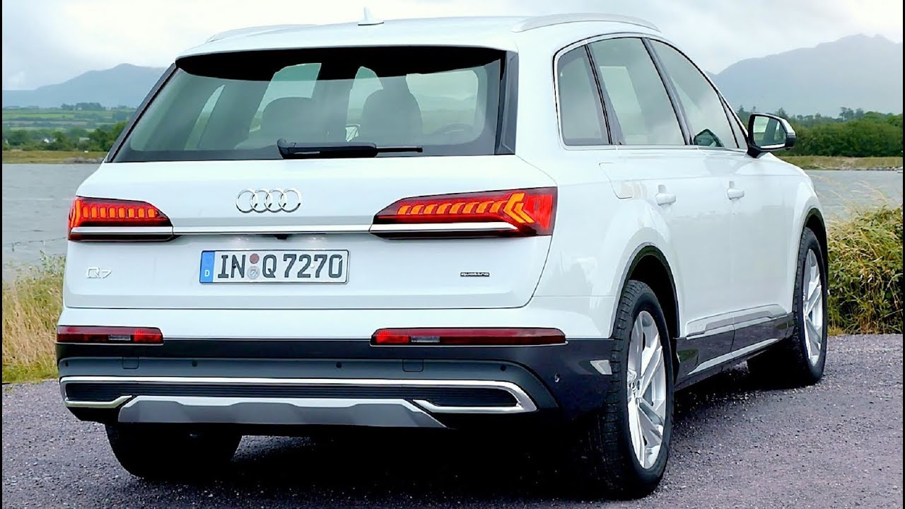 Audi Suv Q7 >> 2020 Audi Q7 Large And Practical Luxury Suv