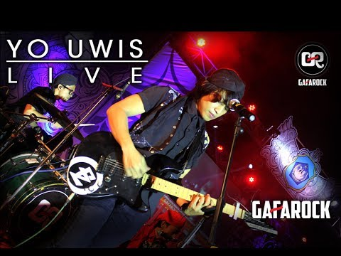 YO UWIS - Gafarock - LIVE