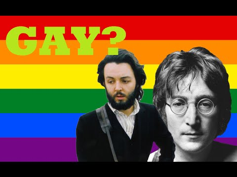 Are They Gay? - John Lennon and Paul McCartney