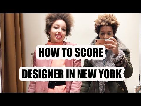 BEST DESIGNER CONSIGNMENT SHOPS IN NYC!!