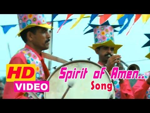 Amen Malayalam Movie  Songs   Spirit of Amen Song  Fahadh Faasil  Indrajith  Swath Reddy
