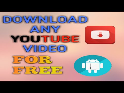 ✔how-to-download-any-youtube-video/sound-on-android!-|-android-tutorial-[2016]