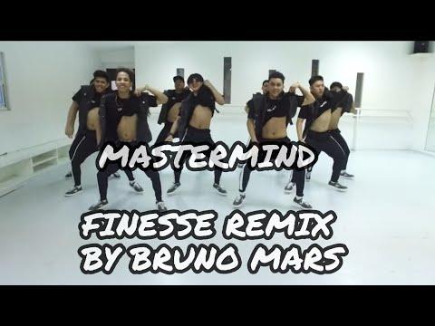 Finesse Remix Choreography | Mastermind thumbnail