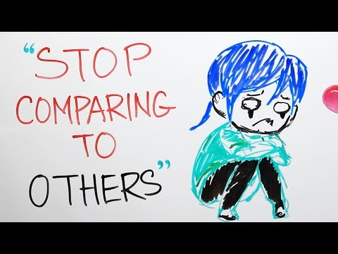 The Truth About Comparing Yourself To Others