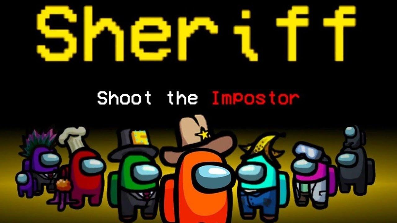 Among Us Sheriff Mod w/Alfredo, Michael, Jeremy, Hunter Pence, Jackie, Kat, Fooya, and more!