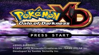 Pokemon XD Gale of Darkness ~ All Boss Trainers