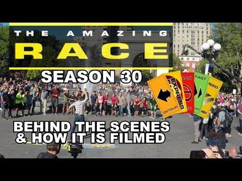 Amazing Race: Season 30 - Behind the Scenes