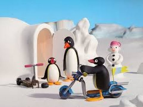 Kids Movies  - Pingu - Cartoon Movies For Kids - Animated Movies For Kids