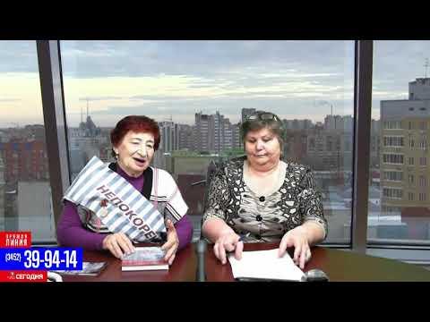 Валентина Сарапул рассказывает о войне и ее последствиях