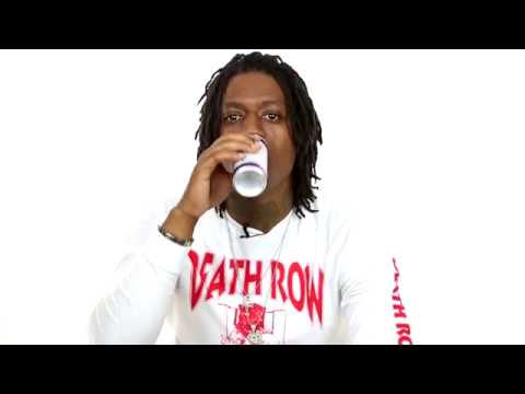Rico Recklezz Taste Tests Kevin Gates