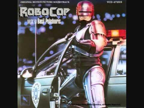 ROBOCOP - Metal Electric Guitar Version (Chris Barker)