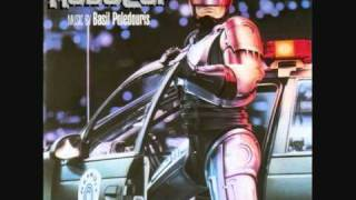 ROBOCOP - Metal Electric Guitar Version (Chris Barker)
