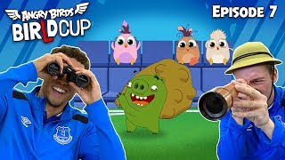 Angry Birds - BirLd Cup | Scavenger Hunt - Ep.7