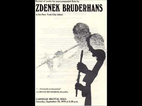 Zdenek in Solos & Sonatas [Bach, Haydn, Donizetti, Feld - live]