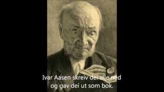 Ivar Aasen var ein travel mann (The Ivar Aasen Party Song) - Jens Haugan