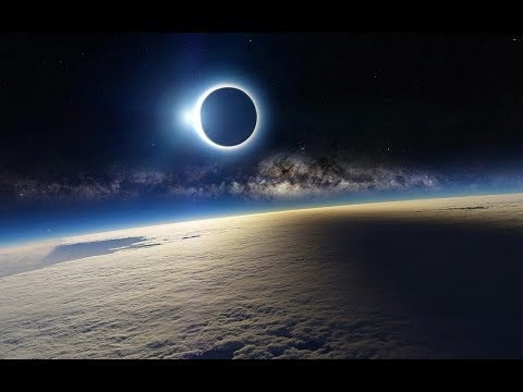 Eclipce Lunar !! En Vivo Del Espacio NASSA