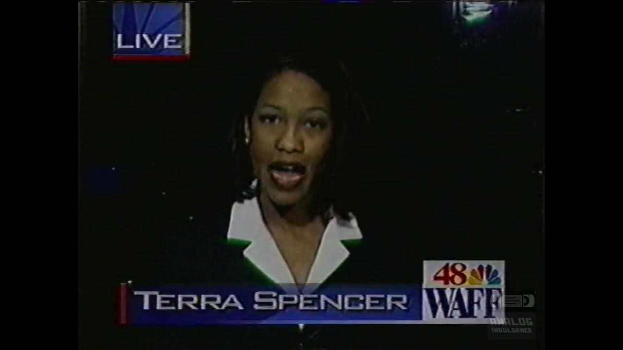 WAFF 48 News at 6 (01-19-1999) Huntsville Alabama - Partial