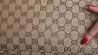 The Genuine Article: Authenticating a Gucci handbag
