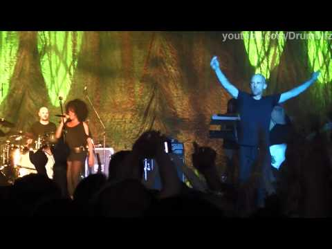 [FullHD] Moby - Honey @ Live in Moscow 2011