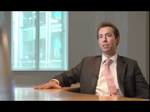White & Case - Charlie Lightfoot on graduate training with the firm