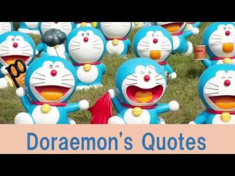Doraemons Quotes Japanese Cartoon Manga ドラえもん名言英語版