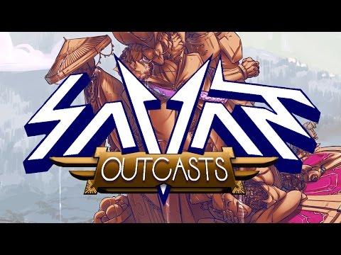 Savant - Outcasts (FULL ALBUM MIX)