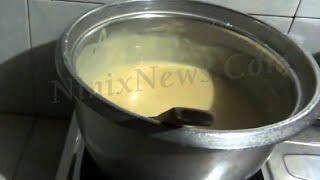 Resep Membuat Fla Susu Vanila