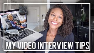 HOW TO PASS THE FLIGHT ATTENDANT VIDEO INTERVIEW | TIPS FROM A FLIGHT ATTENDANT
