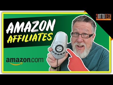 Getting Started With Amazon Affiliates - The Amazon Associates Program
