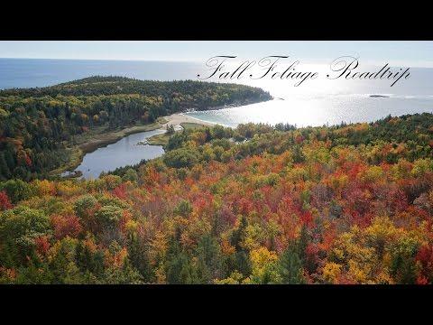 New England Fall Roadtrip: Niagara Falls to Acadia Nationalpark, Cape Cod & New York October 2016