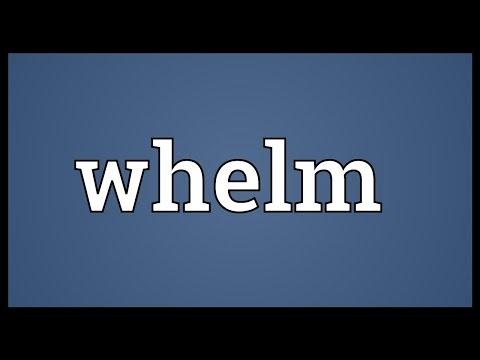 Header of whelm