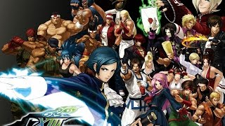 The King of Fighters XIII - Gameplay | All Neo Max [PS3 / 1080p 60fps]
