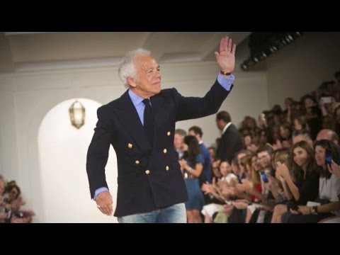 Ralph Lauren hands over reins to Old Navy chief