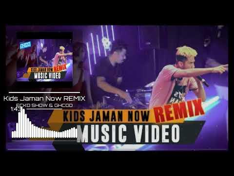ECKO SHOW X DJ RICKY ALLEGAS - Kids Jaman Now REMIX version