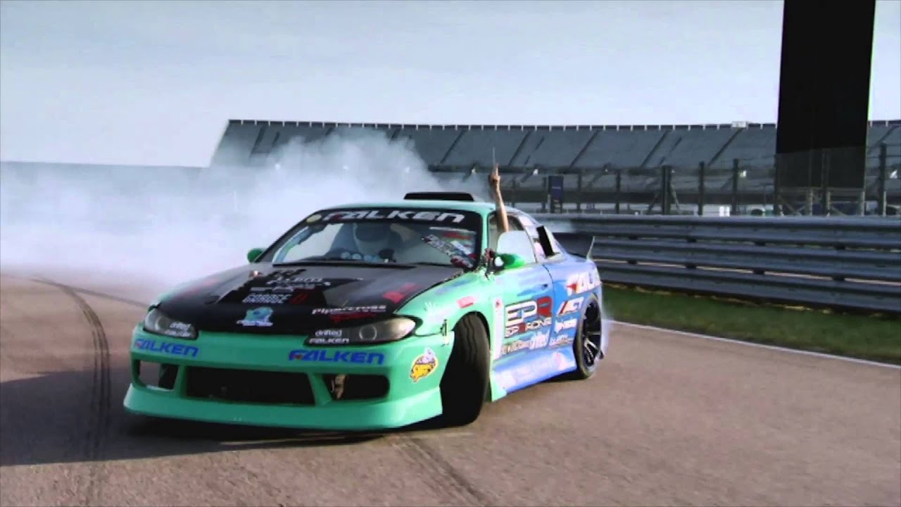 How To Drift   Fifth Gear   YouTube