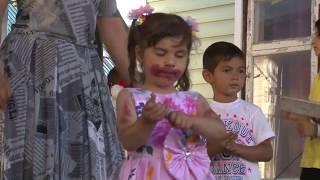Цыганская свадьба и дети