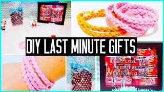 Diy Last Minute Gift Ideas! For Boyfriend, Parents, Bff  |christmas/birthdays!