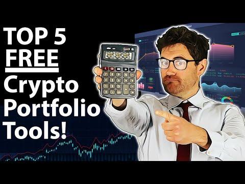 Crypto Portfolio Tools YOU NEED To Try! ????