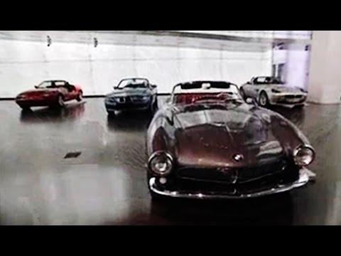 BMW Museum Quick look