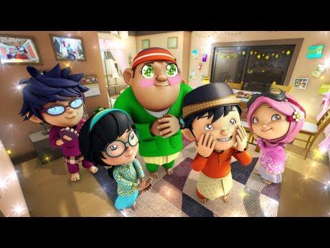 BoBoiBoy Ucapan Raya Promo 2013