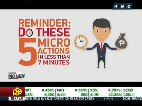 Salve Says: 5 things, 7 minutes for better finances