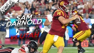 Sam Darnold Highlights vs Utah // 27/50 358 Yards, 3 TDs // 10.14.17