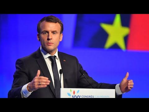 Jeff Glor previews interview with French President Emmanuel Macron