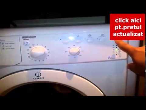 Masina De Spalat Rufe Indesit IWSND 61253 C ECO