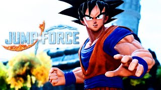 JUMP Force - Super Saiyan Blue And Golden Frieza Gameplay Trailer